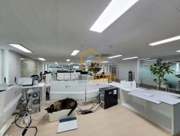 깔끔한 홍대사무실 룸4개+넓은 업무공간